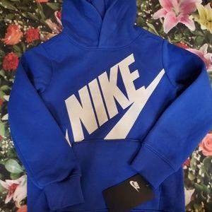 nwt Nike hoodie sweatshirt boys 4 new